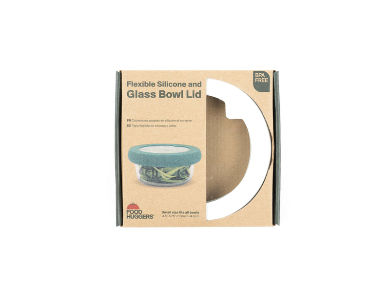 Glass Bowl Lid SMALL - cayboo