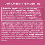 Dark Chocolate Mini-Mels
