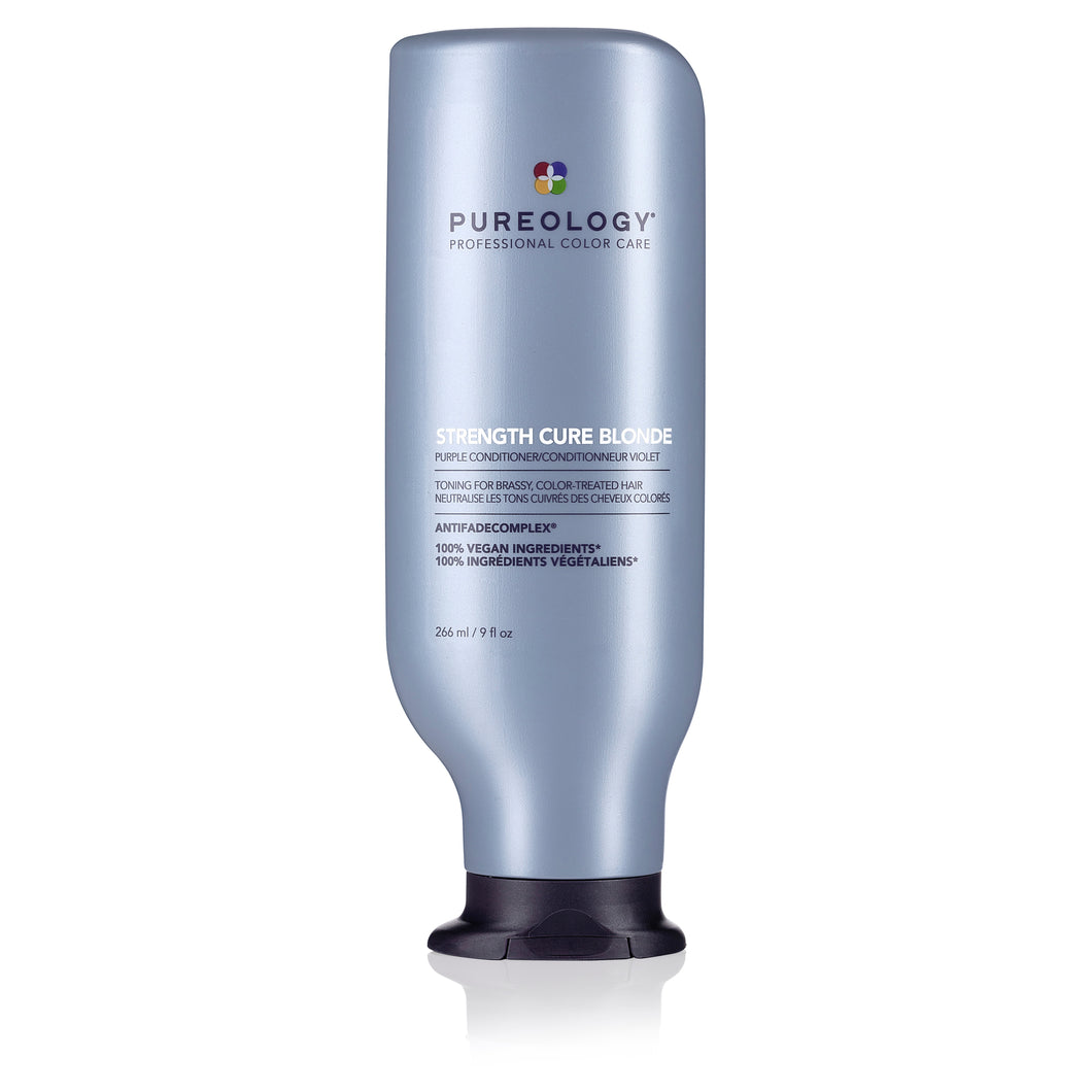Strength Cure Blonde Purple Conditioner 266mL