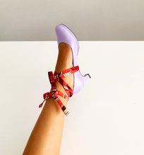 Load image into Gallery viewer, dr. Liza sneaker pump - LAVENDER