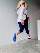 Load image into Gallery viewer, dr. Liza sneaker - WHITE