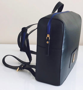dr. Liza backpack | BLACK
