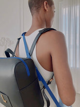 Load image into Gallery viewer, dr. Liza backpack | BLACK