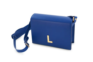 dr. Liza shoulder bag | ROYAL BLUE