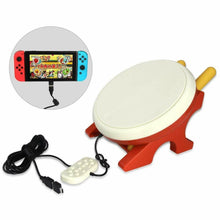 Load image into Gallery viewer, Drum Controller for Taiko no Tatsujin: Drum 'n' Fun! For Nintendo Switch Kit