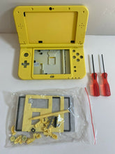Load image into Gallery viewer, Replacement Housing for New Nintendo 3DS XL Shell Screen Tools Pikachu Yellow