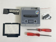Load image into Gallery viewer, Replacement Housing for Nintendo GBA Game Boy Advance SP Shell Gray Famicom
