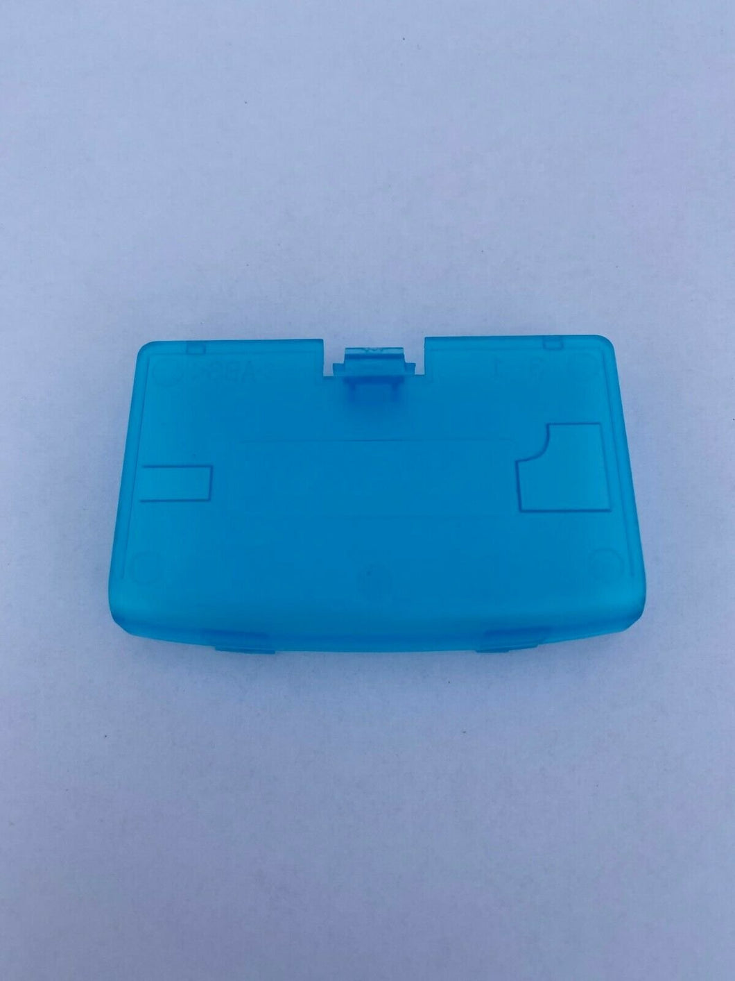Ice Blue Battery Cover Game Boy Advance for Nintendo GBA Replacement Door
