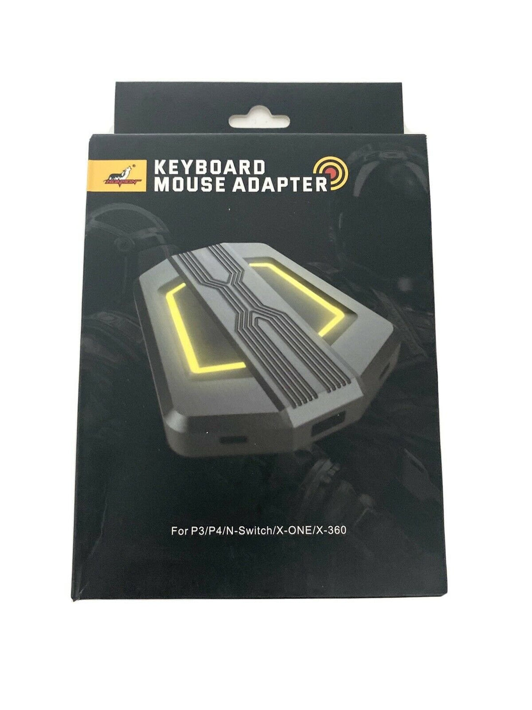 Mouse Keyboard Converter for Playstation 4 Xbox One Nintendo Switch PS3 Adapter