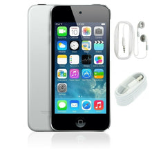 Load image into Gallery viewer, Apple iPod touch 5th Generation Silver/Black (16 GB) - Tested - Bundle - A1509