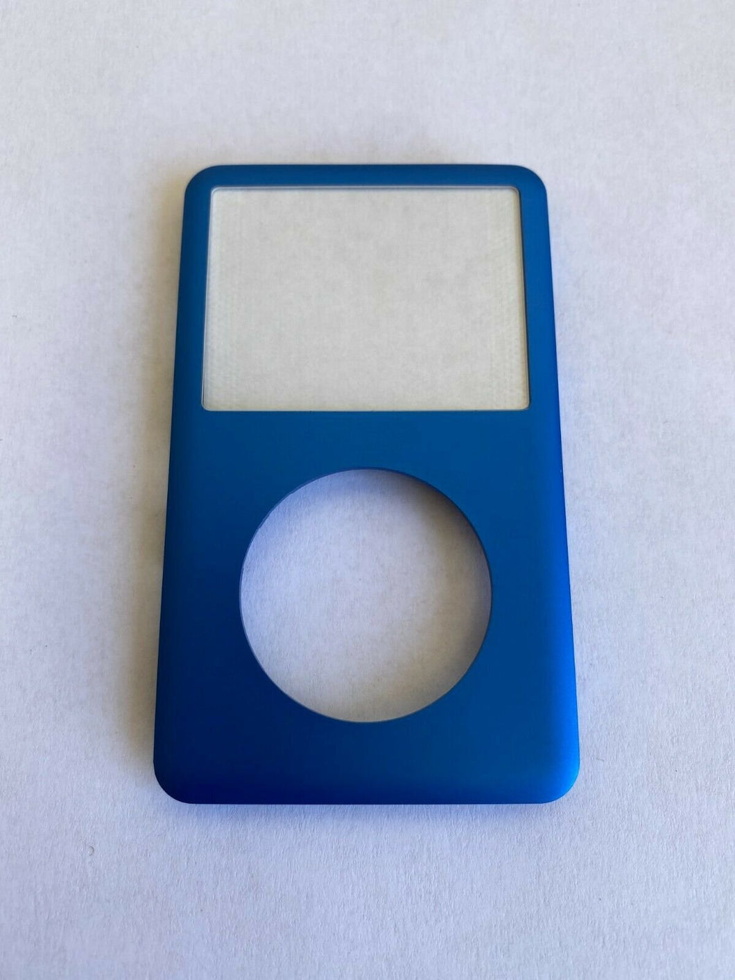 Blue Face Plate For Apple iPod Classic 6th 7th Gen Front New 80GB 120GB 160GB