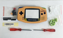 Load image into Gallery viewer, Housing for Nintendo GBA Game Boy Advance Shell Screen Pokemon Yellow Pikachu