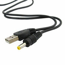 Load image into Gallery viewer, PSP Charger Cable for Playstation Portable Cord Power Supply Slim 1000 2000 3000