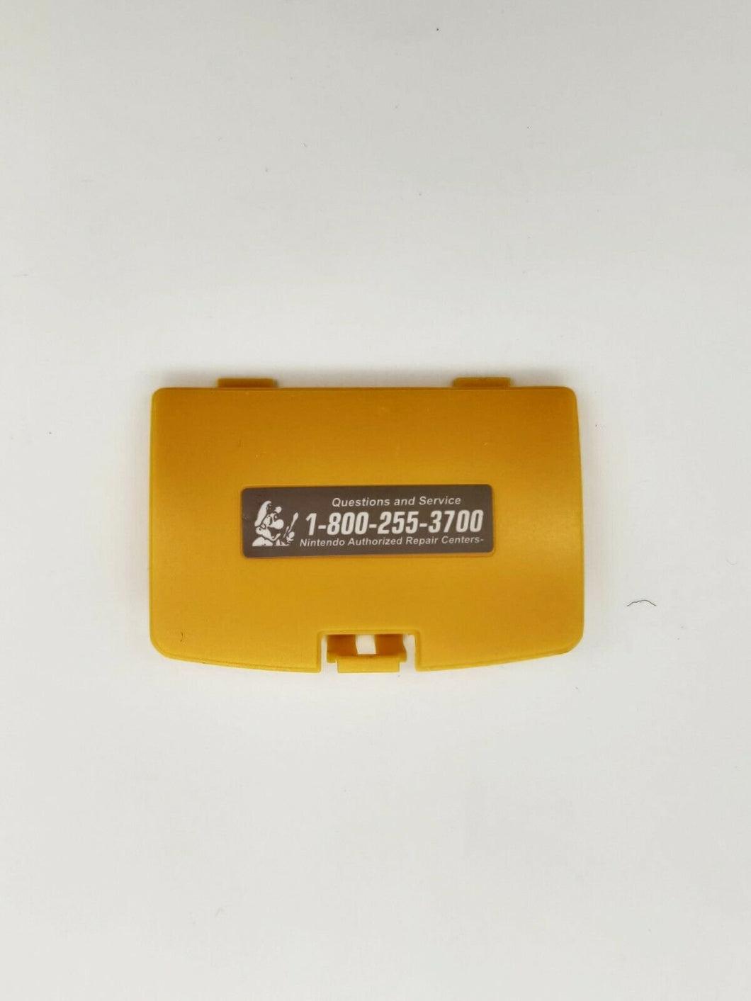 Dandelion Yellow Battery Cover Game Boy Color for Nintendo GBC Replacement Door
