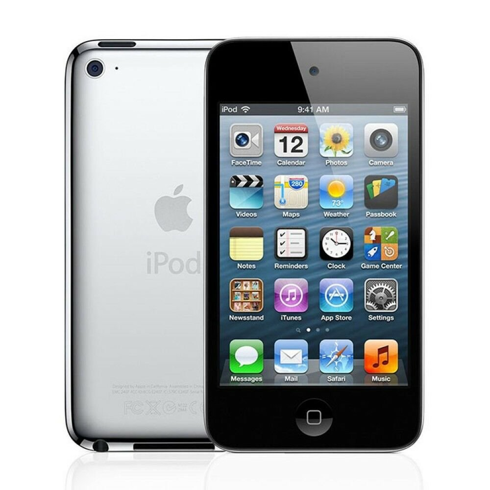 Apple iPod touch 4th Generation Black (32 GB) - Used - Tested - Bundle
