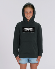 "Lade das Bild in den Galerie-Viewer, Sweatshirt Hoodie: Goldige Gerda ""HOME"" Print"