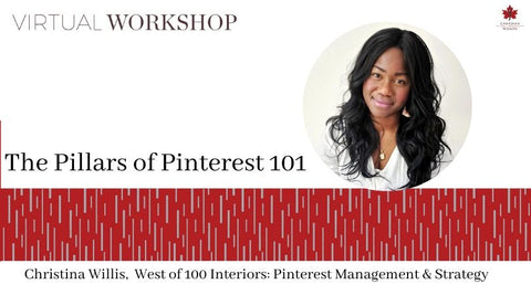 The Pillars of Pinterest 101 Workshop REPLAY