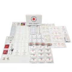 Alberta Level 3 First Aid Kit, in Plastic Case
