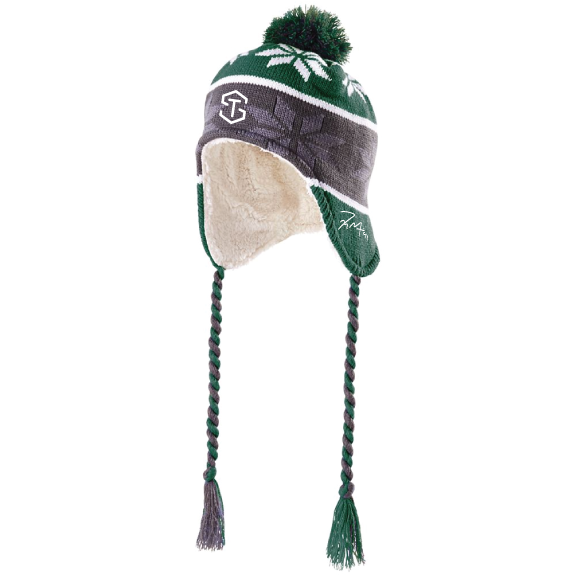 TS Green Knit Toque