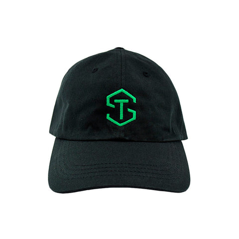 TS Cash Dad Hat (Black)