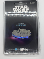 Star Wars Millenium Falcon Light Up Pin