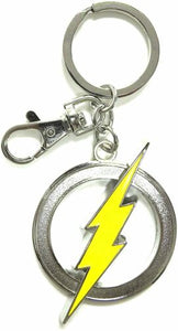 DC Comics The Flash Colored Keychain