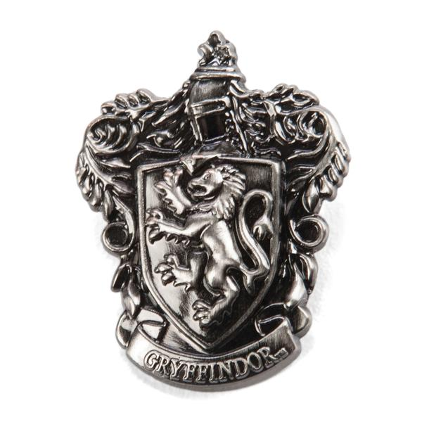 Harry Potter Gryffindor Pewter Lapel Pin