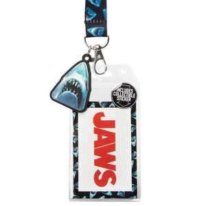 Jaws Shark Toss Lanyard