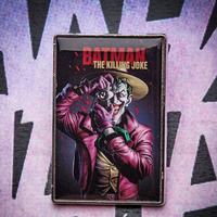 DC Comics The Joker Killing Joke Pin