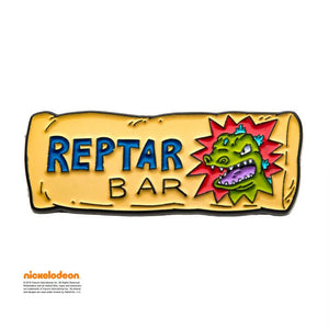 Nickelodeon Reptar Bar Enamel Pin