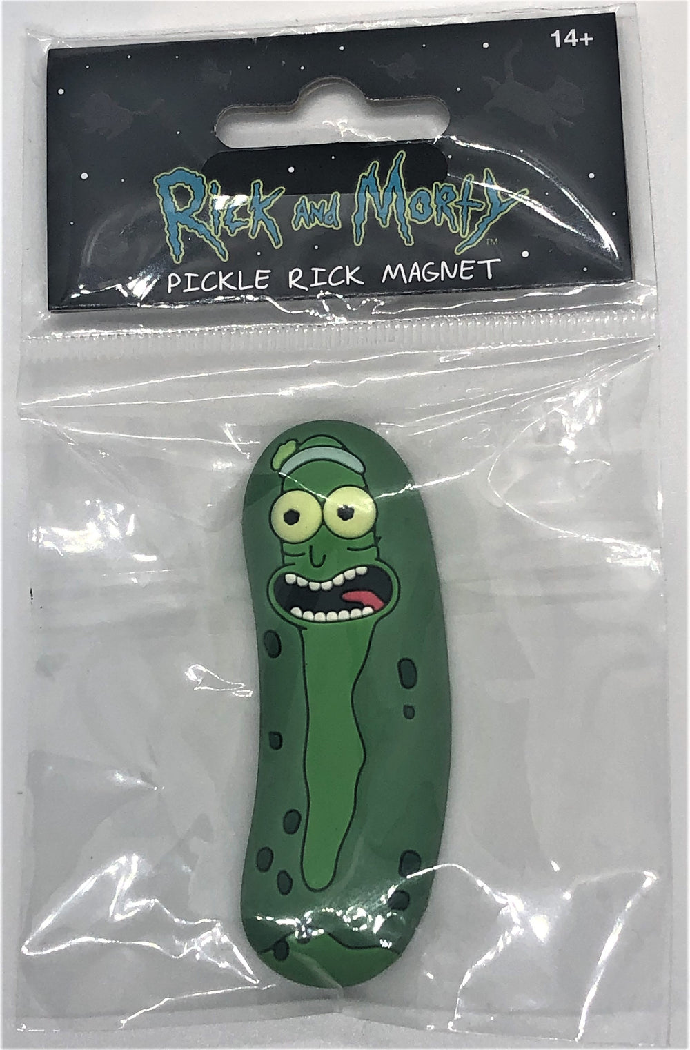 Rick And Morty Pickle Rick Magnet