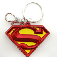 DC Comics Superman Colored Keychain