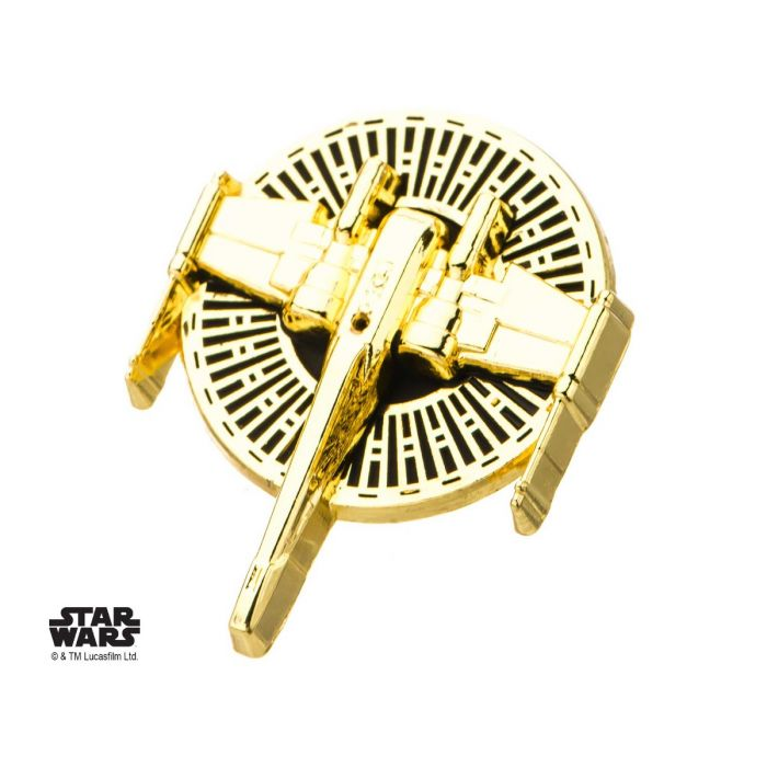 Star Wars Episode 8 X-Wing Enamel Lapel Pin