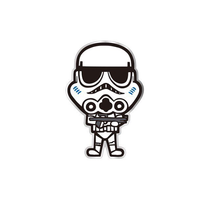 Star Wars Storm Trooper Enamel Pin