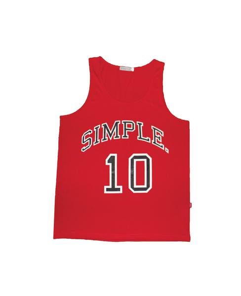 . Basketball Tank Top