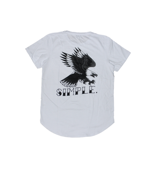 -Eagle Scoop Tee