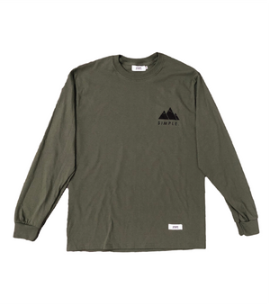 -  Mountain L/S T-Shirt