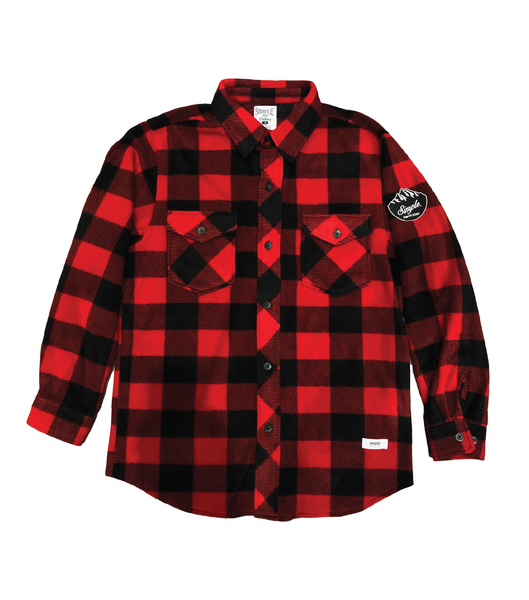 -  Cabin Heavyweight Fleece Shirt