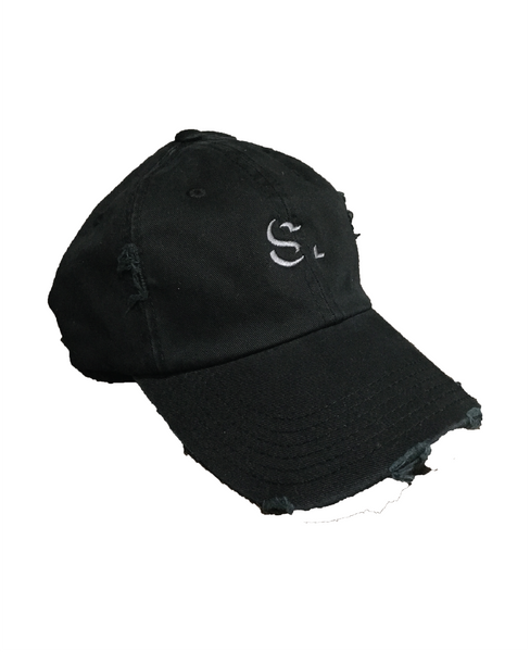 .   Shadow Distressed Cap
