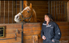 Kelly Smith, Director of Omega Horse Rescue teams with CareMore Nutrition.