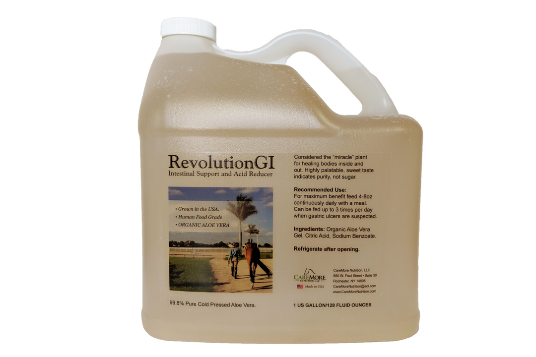 *TRIAL* RevolutionGI |  Aloe Vera for Equine Use