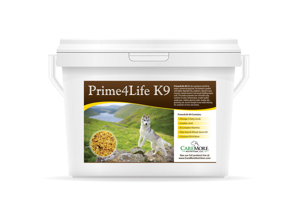 Prime4Life K9  | 3 sizes available