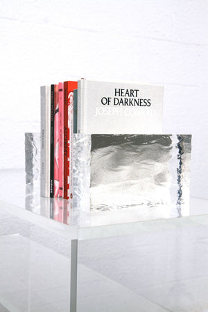 Load image into Gallery viewer, The CRUSHED ICE bookends