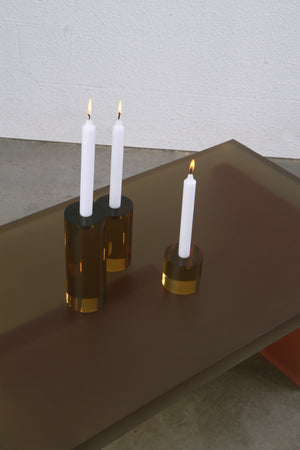 Load image into Gallery viewer, The TRIO candle holders (set of 3)