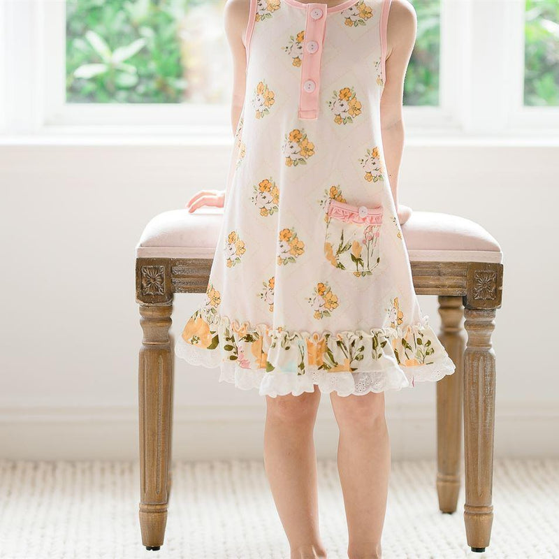 SweetHoney - Dreamer Gown - Hummingbird
