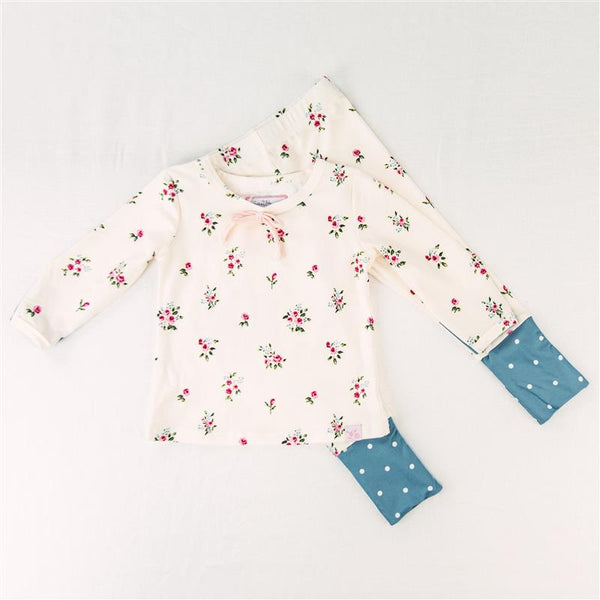 Dreamer 2 Piece - Rose Bunches