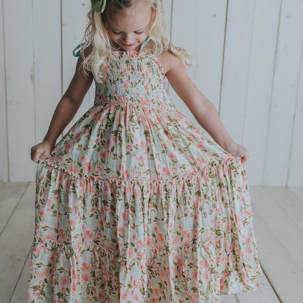 Beach Dress - Freshest Blooms