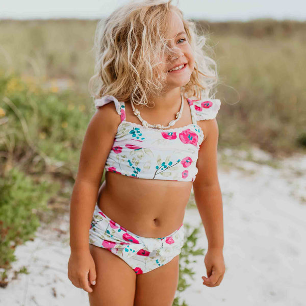 Retro Tankini - Wild Unicorns