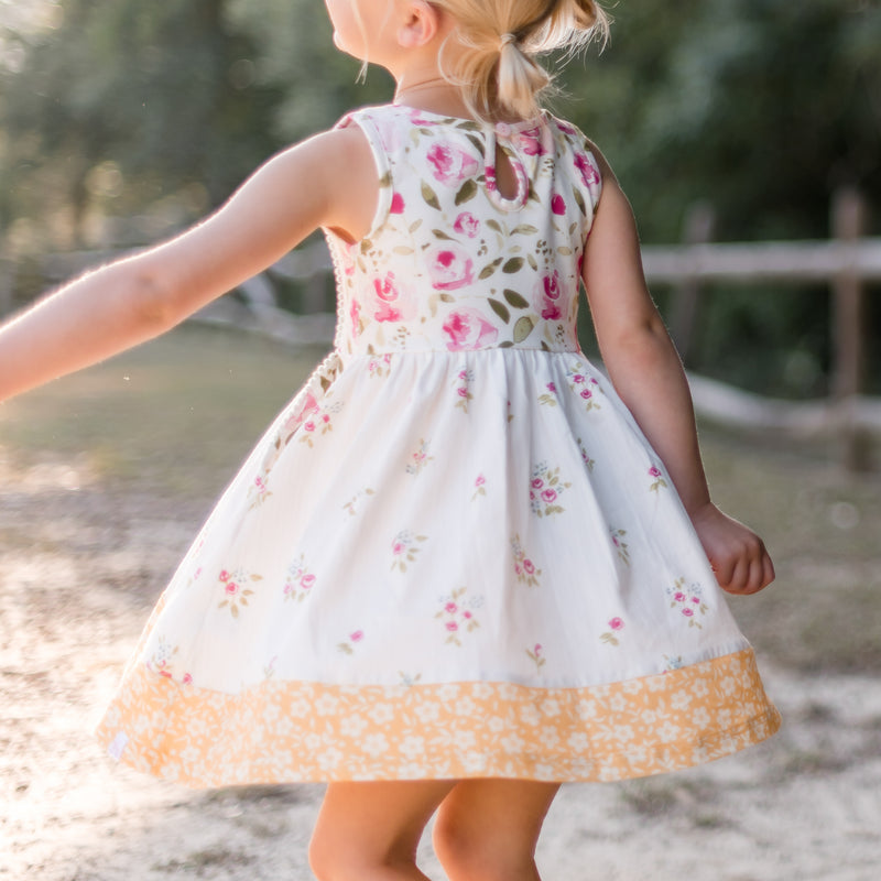 Kate Dress - Lovely Pink