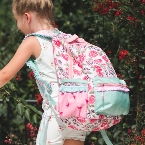 Ridley Backpack - Easy Peasy Pink